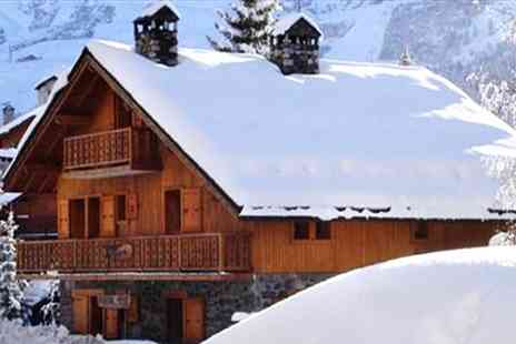Alpine Elements - Meribel half term ski holiday With flights, transfers & meals - Save 0%