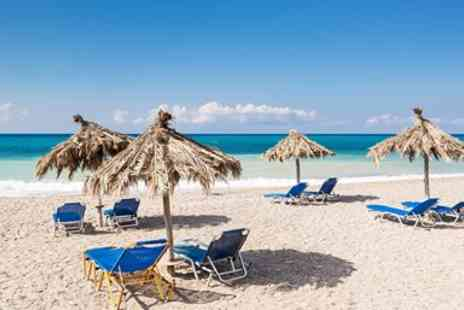 Travelup - All inclusive beachfront week with Flights - Save 0%