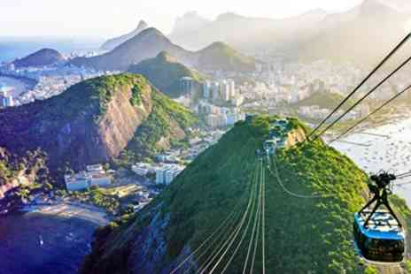 Cruise2 - 22 Nights Brazil and Argentina cruise with stay and flights - Save 0%