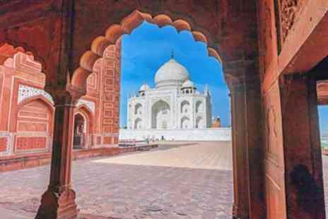 Falcon and Sachz Tours - Private tour including Taj Mahal, Forts and more - Save 0%