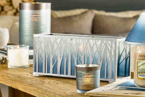 Yankee Bundles - Yankee Candle multi tealight holder with 12 fragranced tealights - Save 58%