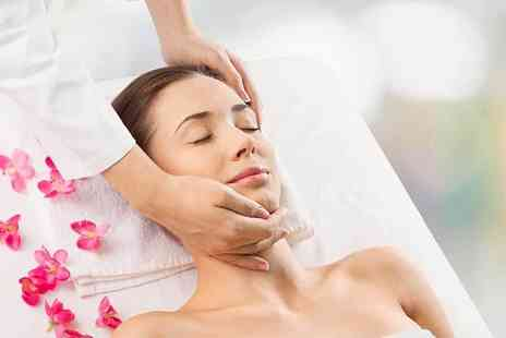 Inas Beauty and Massage - One hour Neals Yard pamper package with a massage and facial - Save 68%