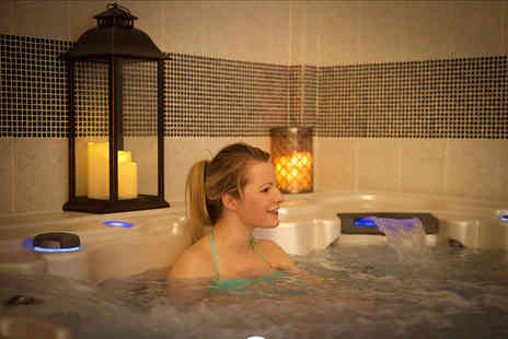 Grafton Spa And Wellness - Boutique spa day for two people with a one hour treatment, leisure access and a glass of Prosecco each - Save 58%