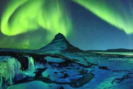 Via Holiday - 2 to 5 Nights Stay at a Choice of Hotels with Northern Lights Tour, Return Flights and Option for Other Tours - Save 0%