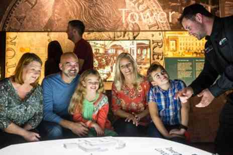 The Royal Mint - The Royal Mint Experience Tour for One Child, Adult or Family of Four - Save 31%