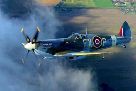 Headcorn Events - Child, Adult, Family or Camping ticket to The Battle of Britain Air Show on 6 To 7 July - Save 57%