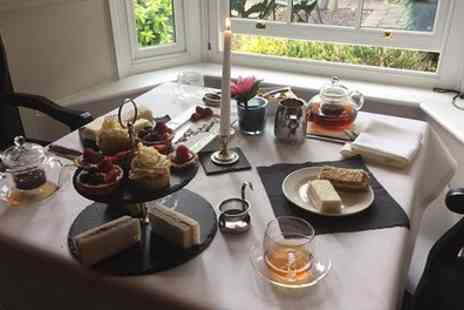 Risley Hall Hotel - Afternoon Tea with Tea Selection Presentation and Optional Prosecco for Two or Four - Save 37%