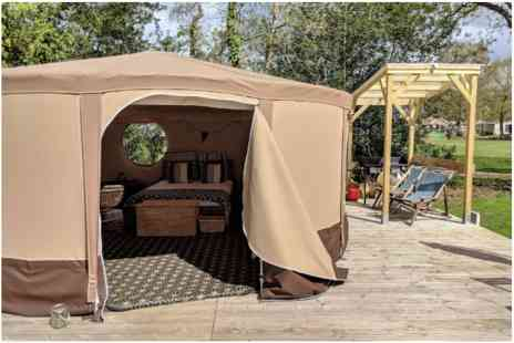 Back of Beyond - Two Nights Glamping Break for Two - Save 0%