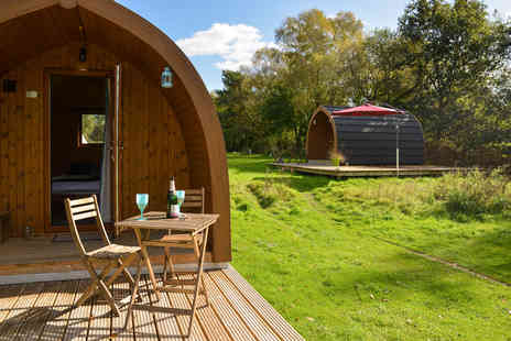 Back of Beyond - One Night Glamping Break for Two - Save 0%