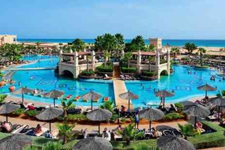 Hays Travel - Last minute Cape Verde Five star All inclusive holiday with flights - Save 0%