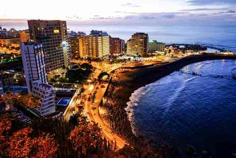 Via Holiday - Four Star Three night all inclusive Tenerife getaway and flights - Save 54%