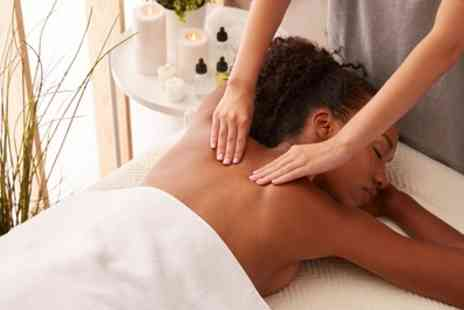 The Beauty Box - One Hour Full Body Massage with Optional Express Facial - Save 45%