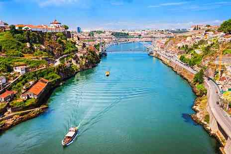ClipHotel Gaia Porto - Three Star Douro Riverside Hotel with Cruise and Wine Tasting - Save 62%