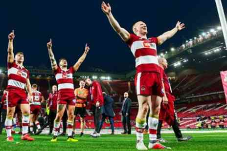 Wigan Warriors - Adult tickets Wigan Warriors vs Sydney Roosters on 17 February - Save 39%