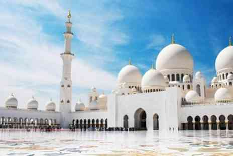 Away Holidays - Five star Abu Dhabi break With flights & Transfers - Save 0%