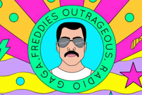 Badnews Productions - Ticket to Freddies Outrageous Club night - Save 25%