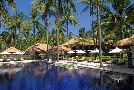 Spa Village Resort Tembok Bali - Five Star Adults Only Retreat with Mount Batur Views - Save 0%