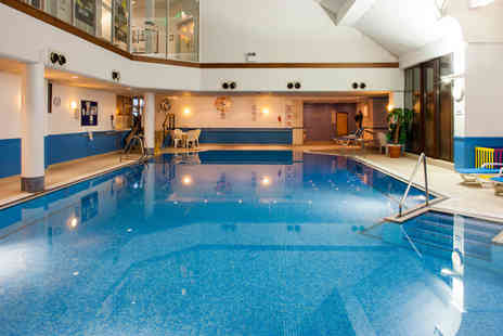You Fit Health Club - Spa day including two treatments, lunch, two future guest passes and leisure access for one person - Save 0%