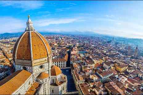 Hotel Cerretani Florence - Four Star Contemporary Design near the Duomo for two - Save 75%