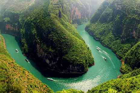 Landscapes and Rivers of China - Magnificent Discovery of Ancient and Modern Sites - Save 0%
