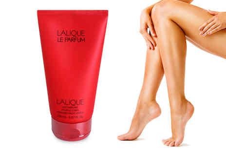 Brightfone - Lalique Le Parfum body lotion - Save 0%