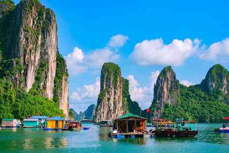 Vietnam, Laos & Optional Cambodian Temple Extension - Incredible Southeast Asian Tour with Optional Break to Angkor - Save 0%