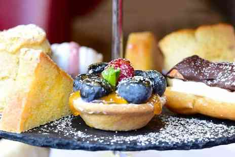 Donington Manor Hotel - Afternoon tea for two or Include a glass of Prosecco each - Save 0%