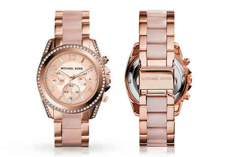 Best Watch Company - Ladies Michael Kors MK5943 rose gold plated watch - Save 61%