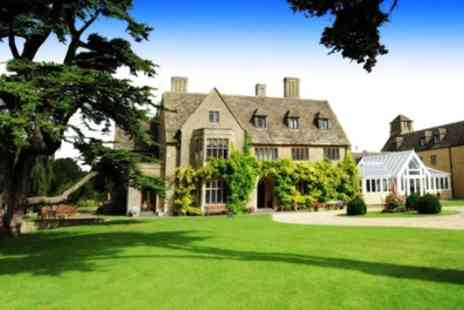 Stanton House Hotel - Japanese Lunch with Glass of Wine for Two or Four - Save 40%
