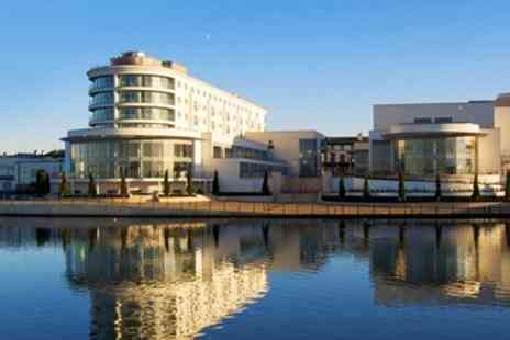 Ramada Plaza Southport - Coastal Merseyside getaway with dinner & wine - Save 49%
