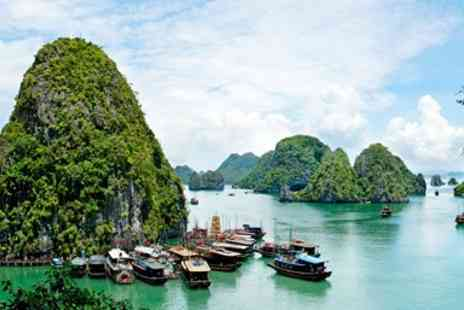 Wendy Wu Tours - 16 Nights Vietnam, Laos & Cambodia tour with flights - Save 0%