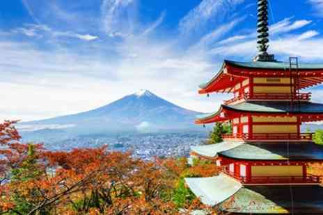 Wendy Wu Tours - 10 nights Japan tour inc Tokyo and Mt Fuji with flights - Save 0%