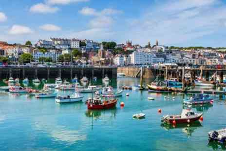 Channel Islands Direct - Seven Nights Guernsey island hopping holiday with flights - Save 0%