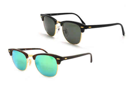 Best Watch Company - Pair of Ray Ban sunglasses choose between two designs - Save 43%