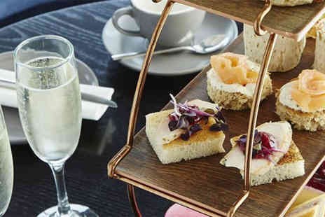 Formby Hall Golf Resort & Spa - Afternoon tea for two with a glass of Prosecco and a cocktail each - Save 49%