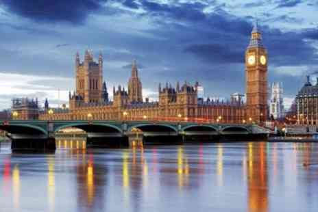 European Tours - London Heathrow Stopover Personalized Half Day London Tour - Save 0%