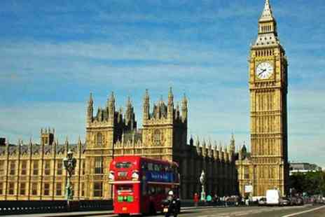 ATN Cars - Private Transfer Gatwick to Heathrow Airport Via London attractions - Save 0%