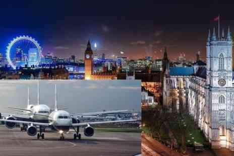 ATN Cars - Private Transfer Heathrow to Gatwick Airport Via London Attractions - Save 0%