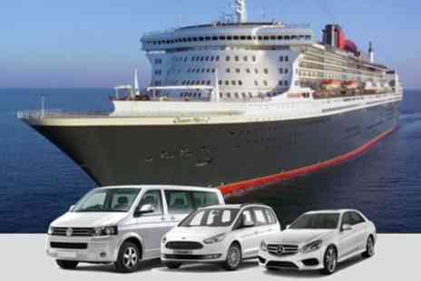 EC Minibus - Private Arrival Transfer from Tilbury Cruise Terminal to Heathrow Airport - Save 0%