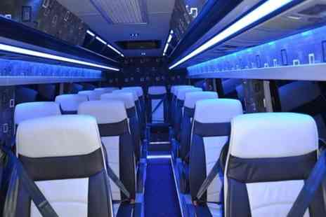 247 Airport Transfer - Private Minibus Arrival Transfer Heathrow Airport to Central London - Save 0%