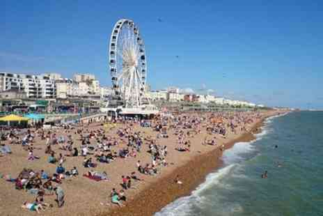 ATN Cars - Private Round Trip Or One Way Transfer Heathrow Airport to Brighton - Save 0%
