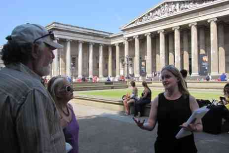 Context Travel - Expert Led Private Tour of the British Museum - Save 0%