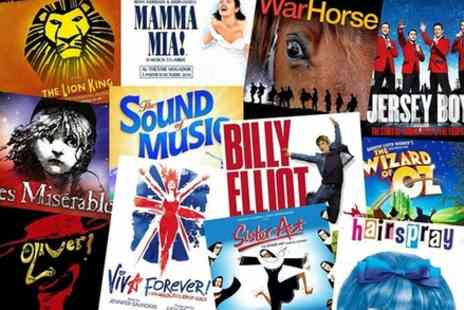 Boogie Shoes Silent Disco - West End Musicals Silent Disco Walking Tour of Londons Theatreland - Save 0%