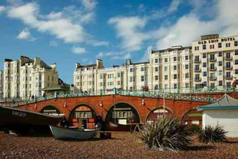 Old Ship Hotel - Standard or Sea View Room for Two with Breakfast and Option for Dinner - Save 35%