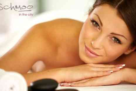 Schmoo in the city Hilton Cardiff Metropole - Three Treatment Spa Pamper Package - Save 57%