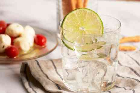 Bowring Park Pub - Three Gins with Mixers for Up to Six - Save 42%
