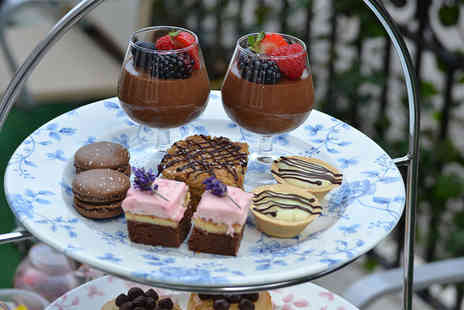 Park Grand Lancaster Gate - Your choice of a traditional, chocolate or Indian inspired afternoon tea for two people with a bottle of bubbly - Save 66%
