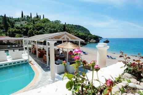 Teletext Holidays - Four star all inclusive Corfu break with flights - Save 0%