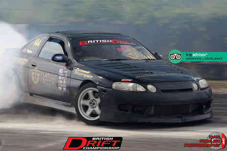 Flatout Factory - Three hour drifting experience for one person - Save 70%