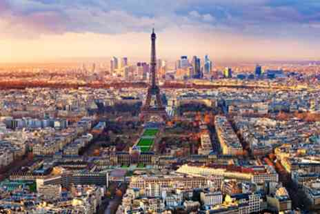 Teletext Holidays - Three nights Paris last minute break - Save 0%